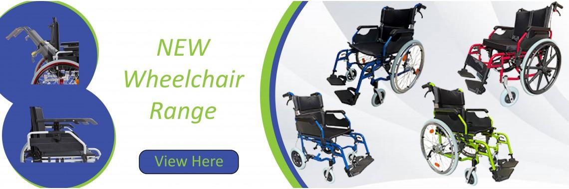 G Range Wheelchairs