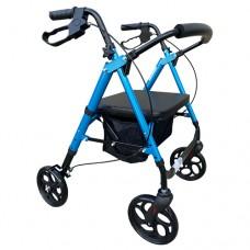 Rollator RM201 Seat Adjustable 8inch Castor