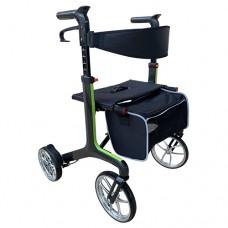 Carbon Fibre Rollator - Green