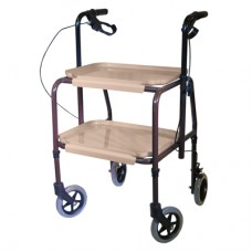 Strolley Trolley - Height Adjustable with Brakes