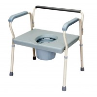 Bariatric Static Commode