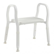 Shower Stool - Bariatric with optional Backrest