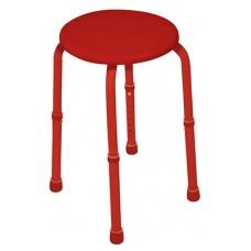 Multi Purpose Stool - Red