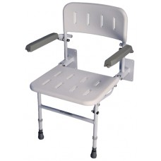 Solo Wall Mounted Shower Chair