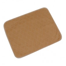 Chair Pad - Brown