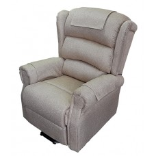 Cambridge Rise Recline Chair - Petite Beige