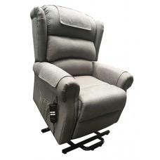 Cambridge Rise Recline Chair - Petite Grey