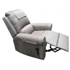 Oxford Rise Recline Chair - Petite Grey