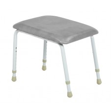 Height Adjustable Footstool