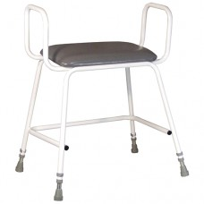 Torbay Bariatric Perching Stool with Arms