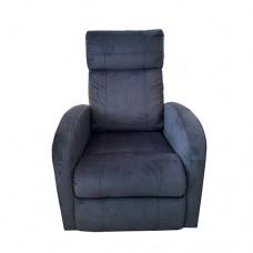 Daresbury Rise Recline Blue Chair