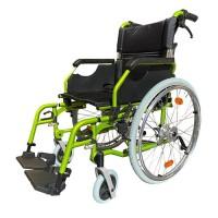 G3 Wheelchair S/P 46cm Seat with Drum Brake Green
