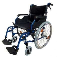 G3 Wheelchair S/P 46cm Seat Blue