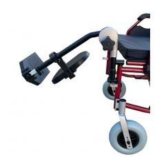 G6 Wheelchair Left Elevating Leg Rest
