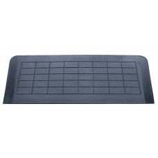 Easy Edge Threshold Rubber Ramp 60x920x350mm