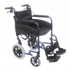 Wheelchair Compact Transporter - Blue