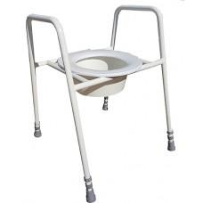 Over Toilet Aid Skandia Aluminium