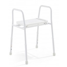 Shower Stool - Tool-less Assembly
